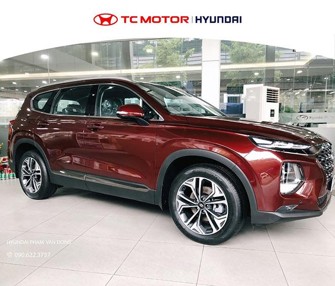Lý do khiến Hyundai SantaFe New được yêu thích tại Việt Nam - 2