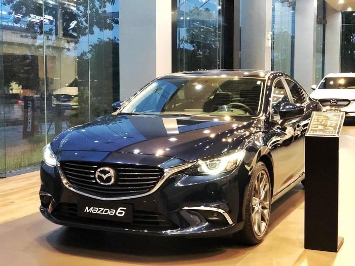 Mazda6 Premium đời 2020 được một số đại lý giảm giá hơn 100 triệu đồng - 4