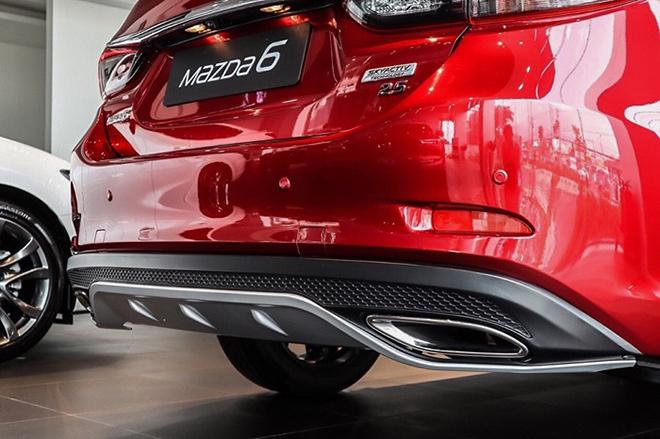 Mazda6 Premium đời 2020 được một số đại lý giảm giá hơn 100 triệu đồng - 8