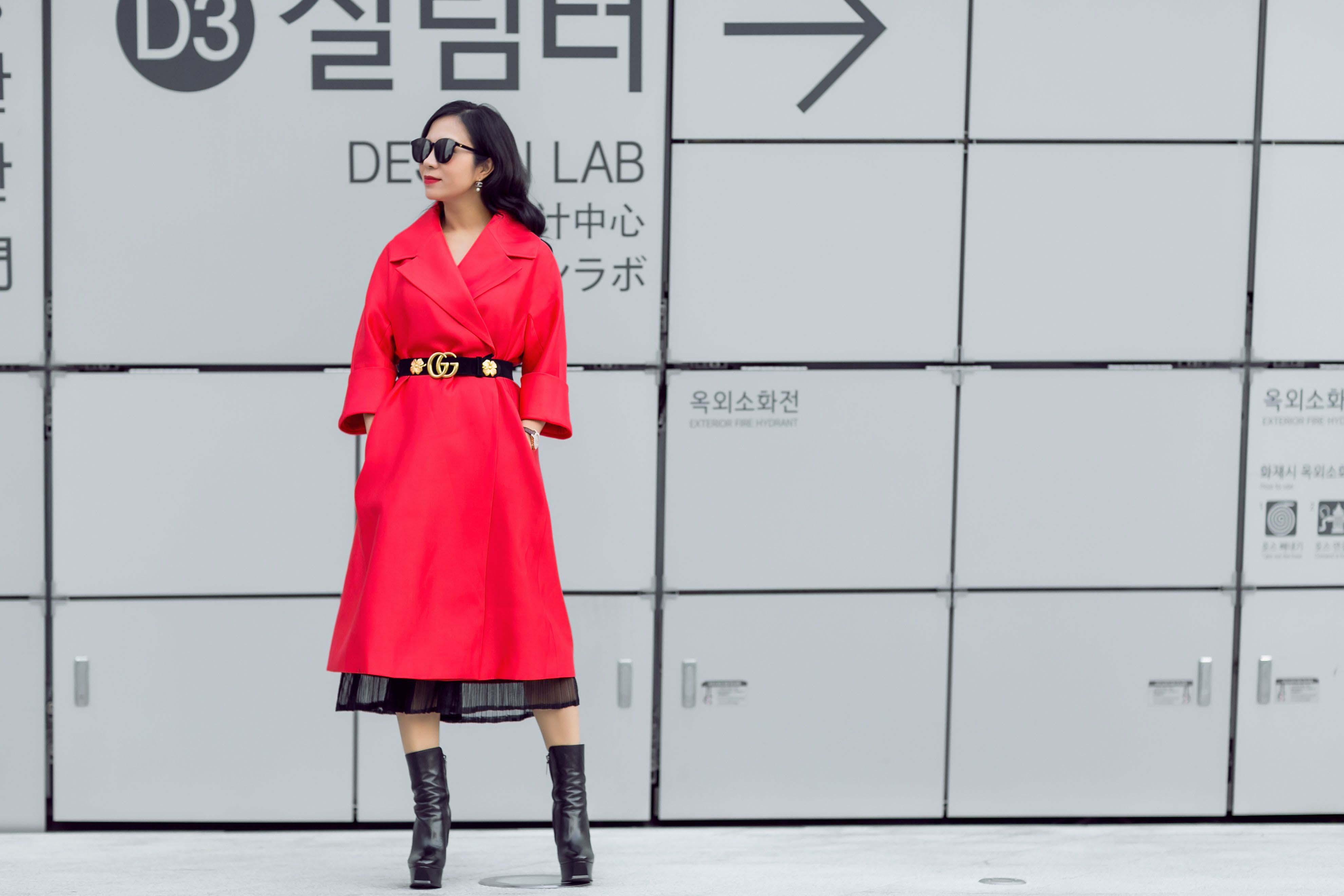 """Thú chơi hàng hiệu """"khủng"""" của fashionista Lưu Nga - hình ảnh 3"""