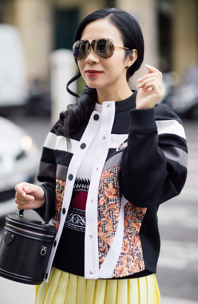 """Thú chơi hàng hiệu """"khủng"""" của fashionista Lưu Nga - hình ảnh 5"""