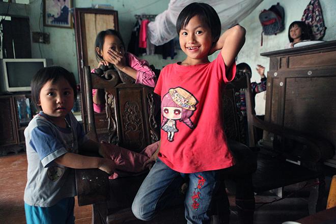 Bất ngờ với cuộc sống hiện tại của người phụ nữ 29 tuổi đẻ 8 con ở Hà Nội - hình ảnh 9
