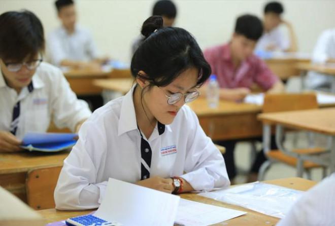 Chính thức ban hành Quy chế thi tốt nghiệp THPT 2021 - 1