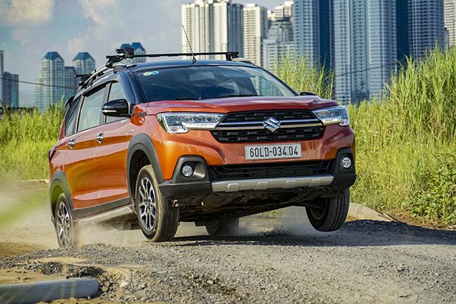 Giá xe Suzuki XL7 lăn bánh tháng 3/2021 - 16