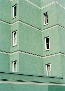 Màu xanh lá cây là màu được ưa thích nhất năm 2021 - 1
