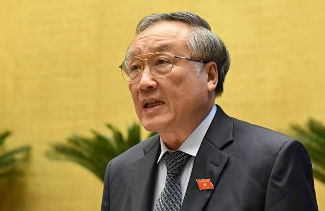 Chánh án Nguyễn Hoà Bình: 5 năm, không kết án oan - hình ảnh 1