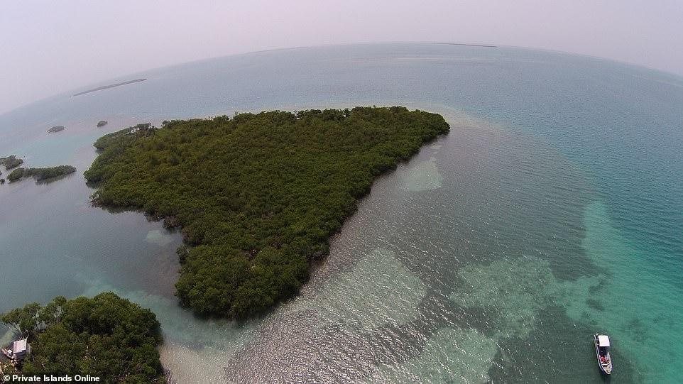 Những hòn đảo tư nhân tuyệt đẹp có giá bán rẻ bằng nửa căn hộ - hình ảnh 1