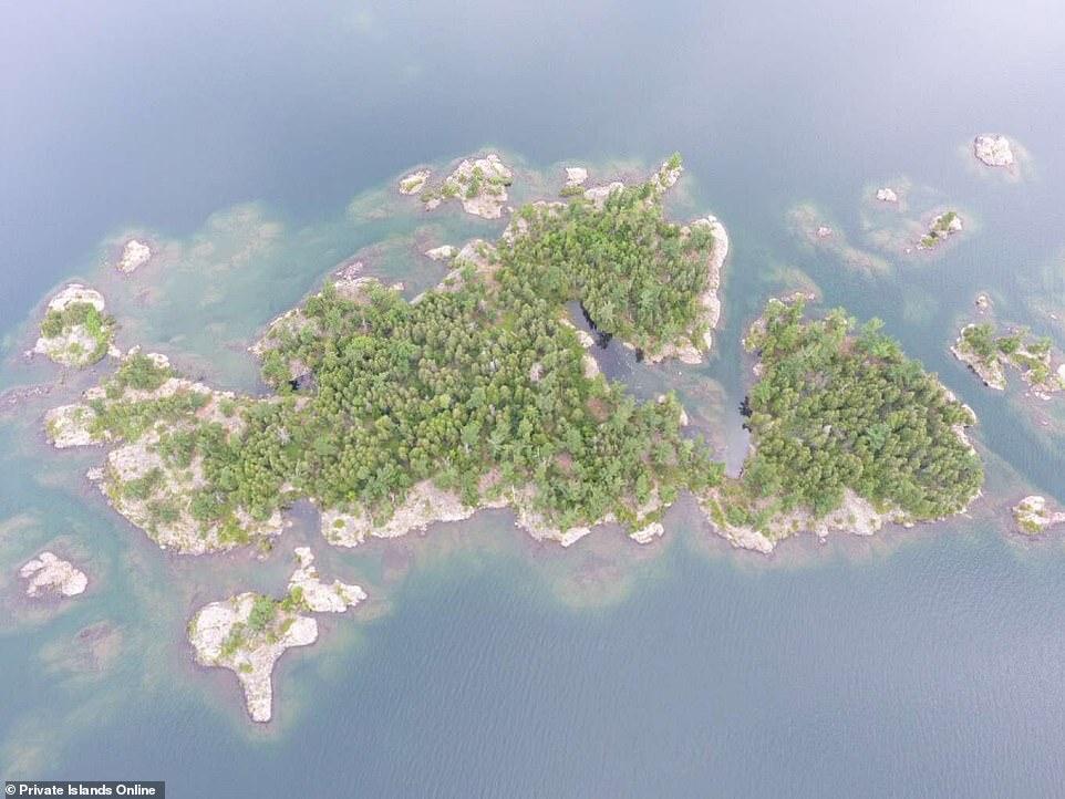 Những hòn đảo tư nhân tuyệt đẹp có giá bán rẻ bằng nửa căn hộ - hình ảnh 3