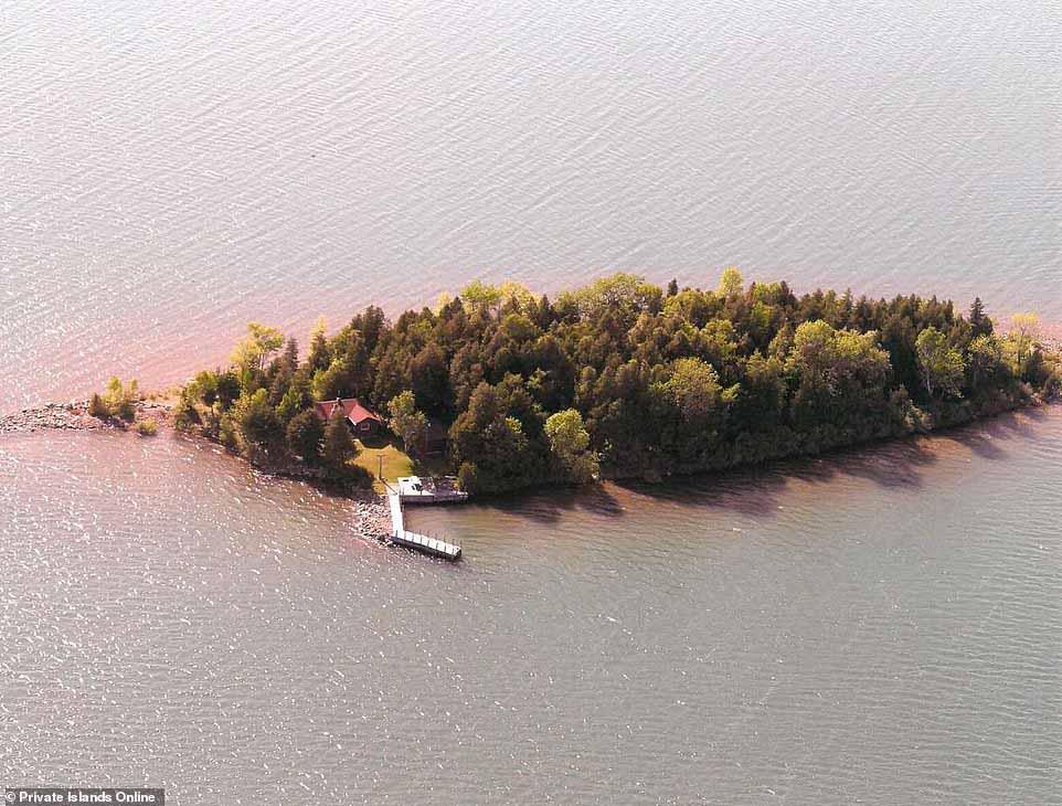 Những hòn đảo tư nhân tuyệt đẹp có giá bán rẻ bằng nửa căn hộ - hình ảnh 4