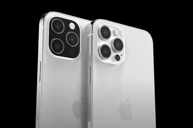 Lộ diện màu có thể tạo cơn sốt của iPhone 13 Pro - 1