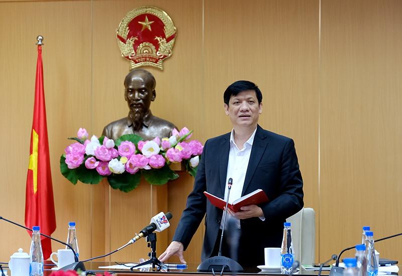 Bộ trưởng Y tế: Nguy cơ cao xuất hiện đợt dịch COVID-19 thứ 4 ở nước ta - hình ảnh 1