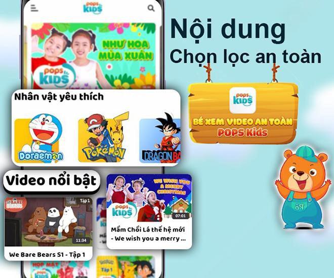Vì sao bố mẹ nên cho con xem hoạt hình Doraemon trên ứng dụng POPS Kids? - 5