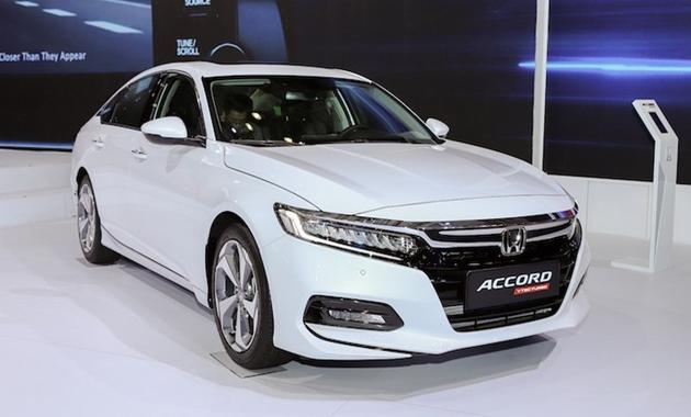 Giá xe ô tô Honda cập nhật mới nhất tháng 03/2021 tất cả các dòng xe - 5