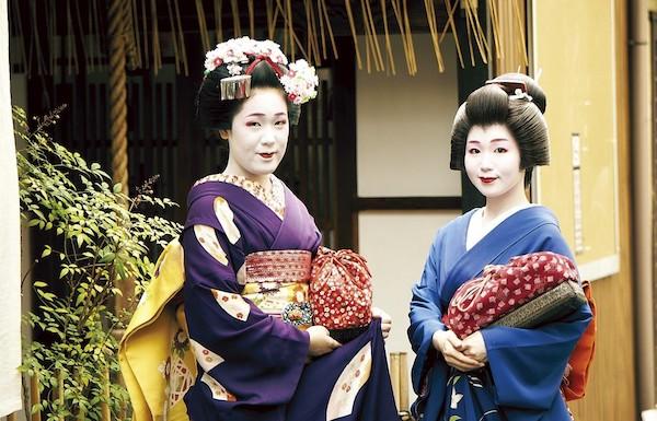 Geisha Nhật Bản và những góc khuất khiến người đời lầm tưởng - 1
