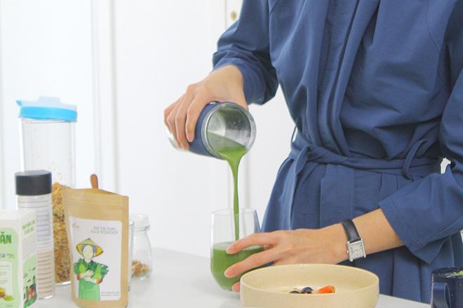 """""""Uống xanh"""" làn sóng mới để giới trẻ hình thành thói quen cân bằng sức khỏe - 5"""