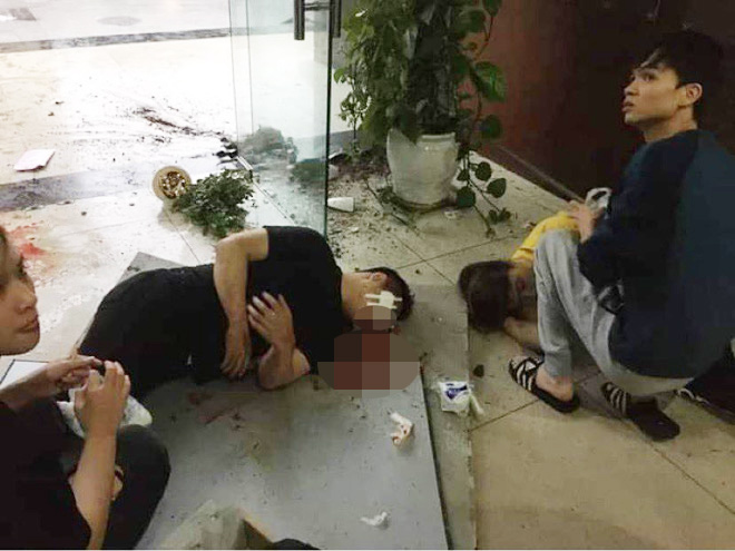 Nam nhân viên kinh hãi kể giây phút trần chung cư thủng, rơi lọt xuống đất - hình ảnh 3