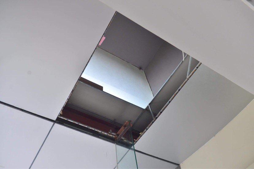 Nam nhân viên kinh hãi kể giây phút trần chung cư thủng, rơi lọt xuống đất - hình ảnh 4