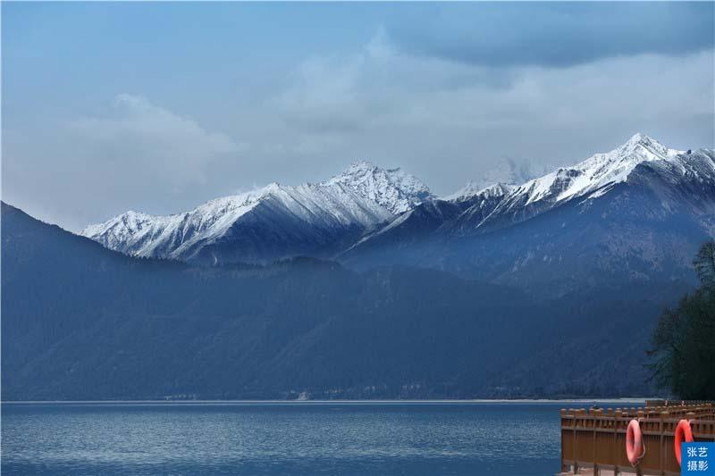 """Tháng 3, thiên đường ở Tây Tạng được ví như """"Thụy Sĩ phương Đông"""" - hình ảnh 14"""