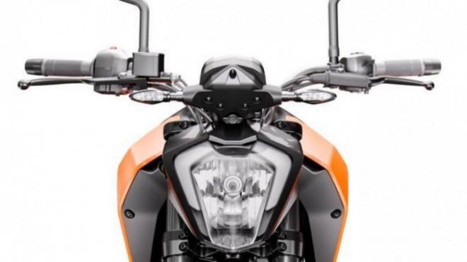 Mô tô thể thao KTM Duke 200 2021 ra mắt, giá 69,5 triệu đồng - 5