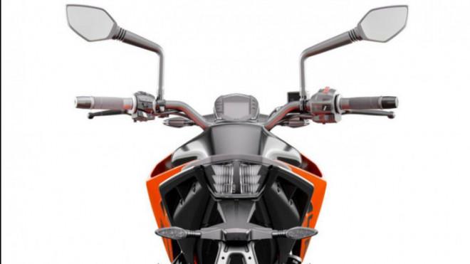 Mô tô thể thao KTM Duke 200 2021 ra mắt, giá 69,5 triệu đồng - 6