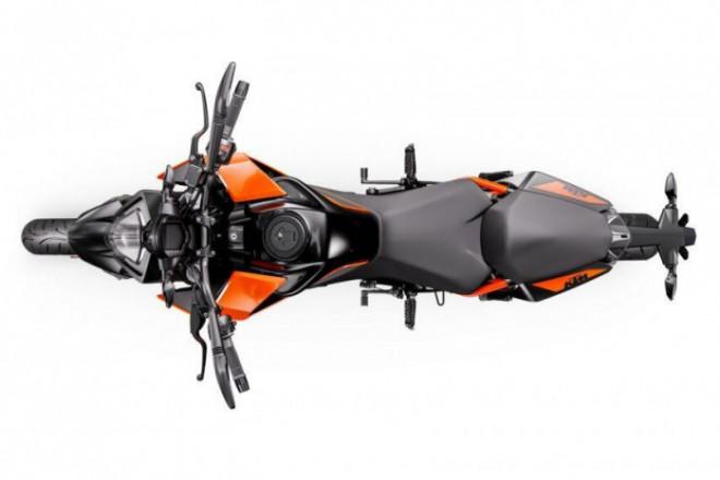 Mô tô thể thao KTM Duke 200 2021 ra mắt, giá 69,5 triệu đồng - 7
