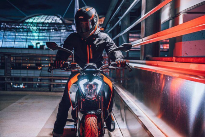 Mô tô thể thao KTM Duke 200 2021 ra mắt, giá 69,5 triệu đồng - 10