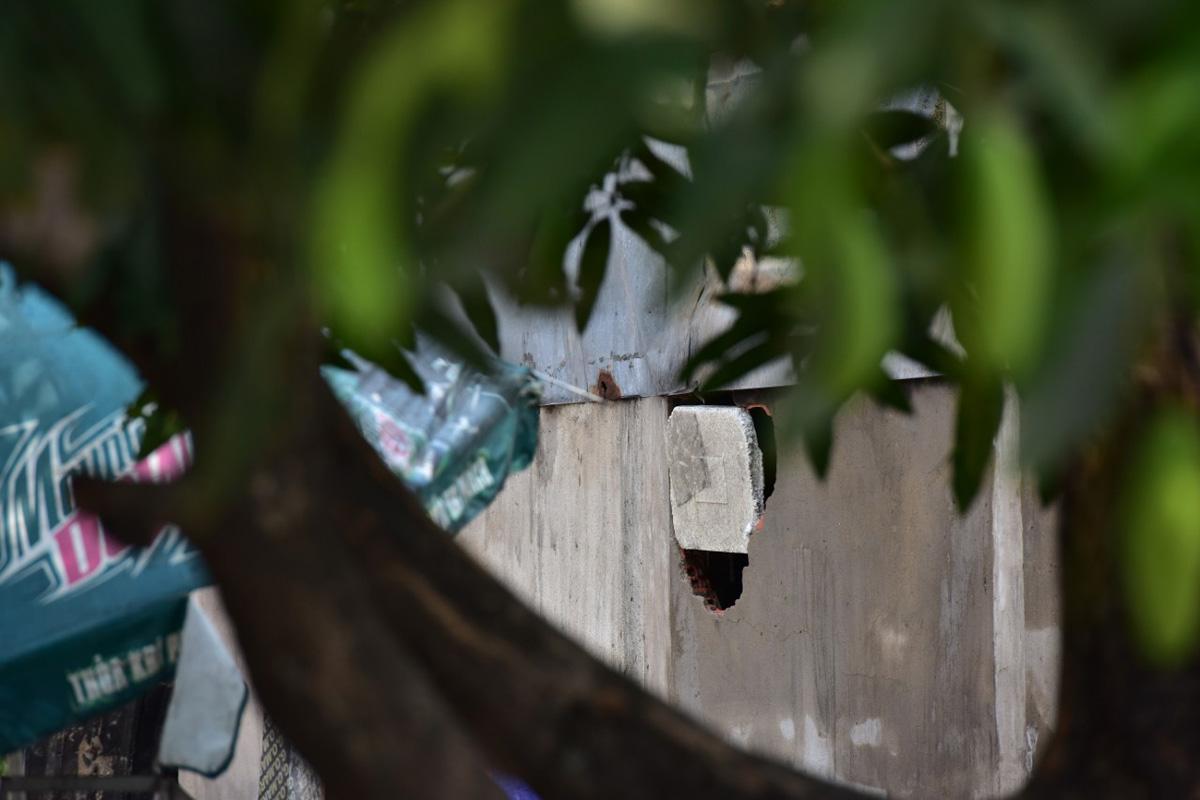Ảnh: Hiện trường vụ cháy kinh hoàng khiến 6 người trong gia đình tử vong - hình ảnh 5