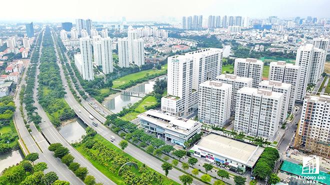 Thị trường bất động sản Bình Chánh khởi sắc trước thông tin lên quận - 2