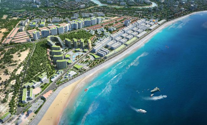 Phan Thiết - điểm đến an toàn cho các nhà đầu tư bất động sản nghỉ dưỡng biển - 2