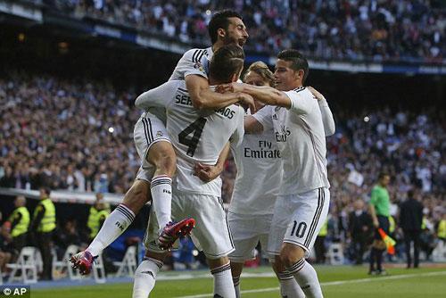 Real – Malaga: Giá đắt cho chiến thắng