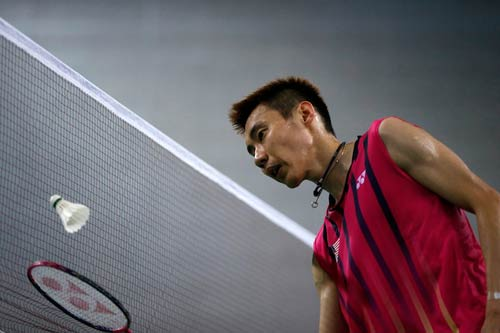 SEA Games 28: Lee Chong Wei chờ một cơ hội
