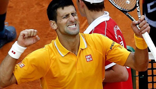 Tin HOT 20/4: Djokovic lập thêm kỷ lục mới