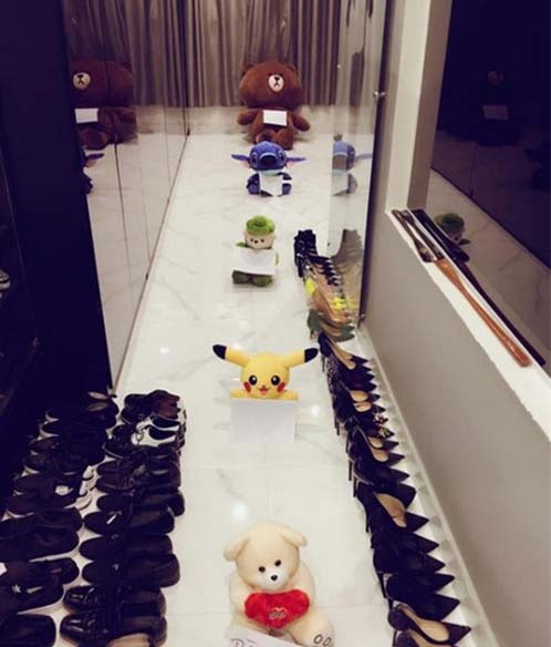 """Hari Won lần đầu khoe ảnh giường ngủ khiến fan """"choáng"""" - hình ảnh 4"""