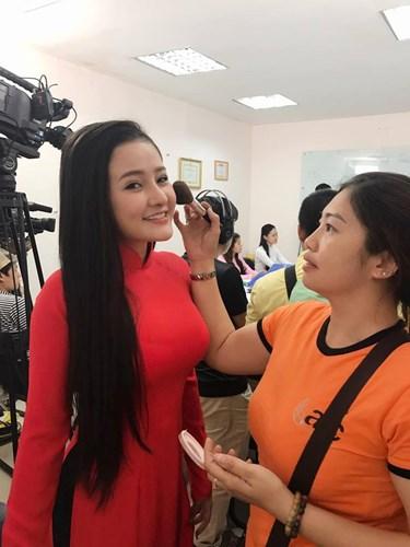 Dù cố ăn mặc kín đáo nhưng Ngân 98, Kaity Nguyễn vẫn lọt top đào tiên siêu hot - hình ảnh 3