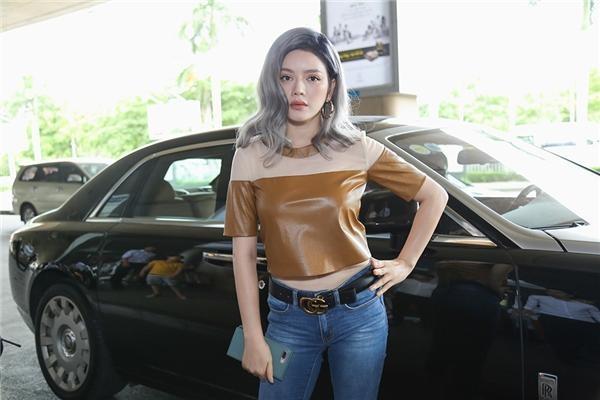 Dù cố ăn mặc kín đáo nhưng Ngân 98, Kaity Nguyễn vẫn lọt top đào tiên siêu hot - hình ảnh 11