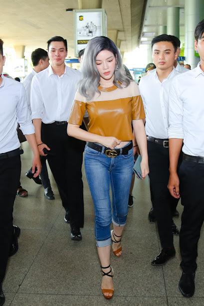 Dù cố ăn mặc kín đáo nhưng Ngân 98, Kaity Nguyễn vẫn lọt top đào tiên siêu hot - hình ảnh 12