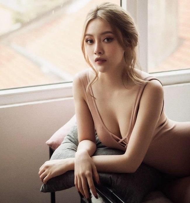 Bạn gái cũ xinh như mộng, gợi cảm của Lê Hiếu đi thi hoa hậu - hình ảnh 4