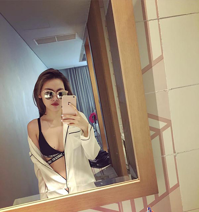 Bạn gái cũ xinh như mộng, gợi cảm của Lê Hiếu đi thi hoa hậu - hình ảnh 6