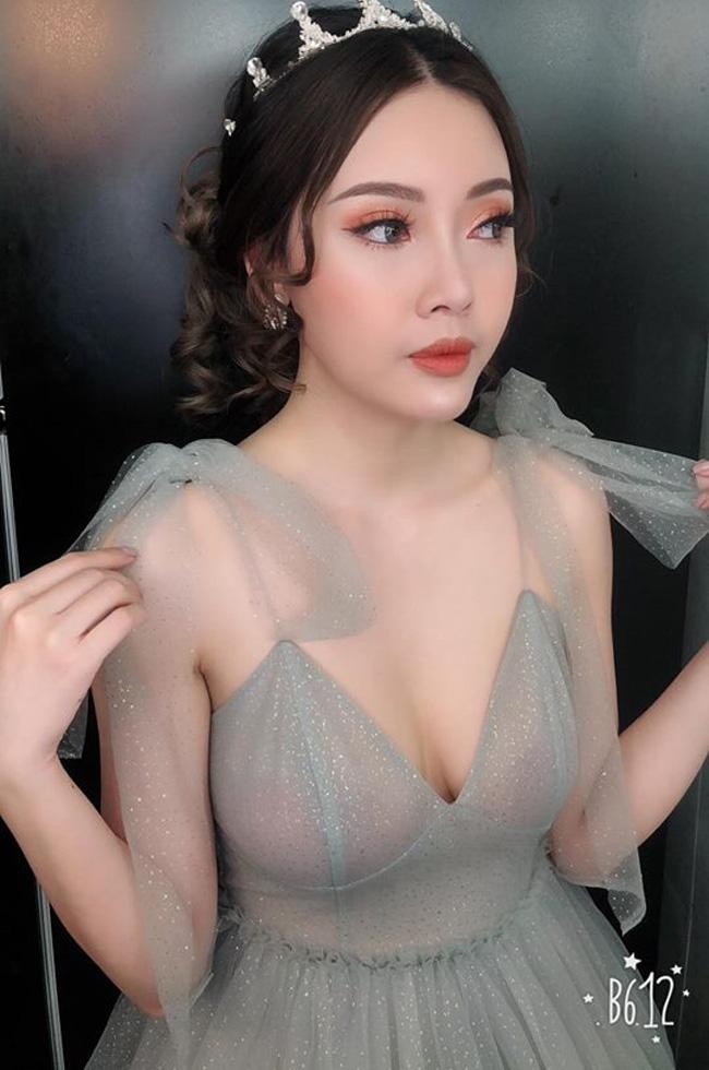 Bạn gái cũ xinh như mộng, gợi cảm của Lê Hiếu đi thi hoa hậu - hình ảnh 8