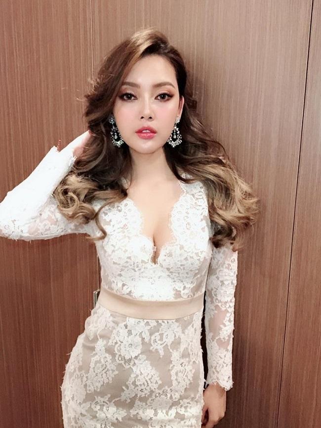 Bạn gái cũ xinh như mộng, gợi cảm của Lê Hiếu đi thi hoa hậu - hình ảnh 10