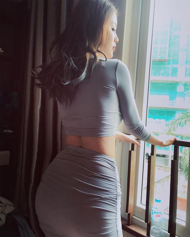 Bạn gái cũ xinh như mộng, gợi cảm của Lê Hiếu đi thi hoa hậu - hình ảnh 13