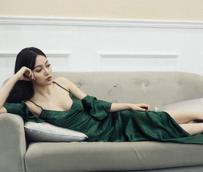 Bạn gái cũ xinh như mộng, gợi cảm của Lê Hiếu đi thi hoa hậu - hình ảnh 16