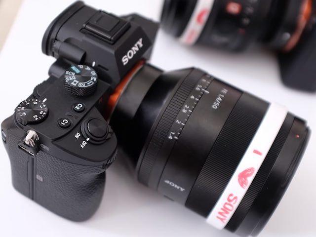 """Sony công bố máy ảnh A7 III với số điểm lấy nét """"khủng"""", nháy """"siêu tốc"""""""