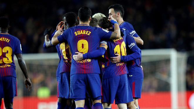 """""""Hậu phương"""" góp phần mang đến thành công của CLB Barcelona - 1"""