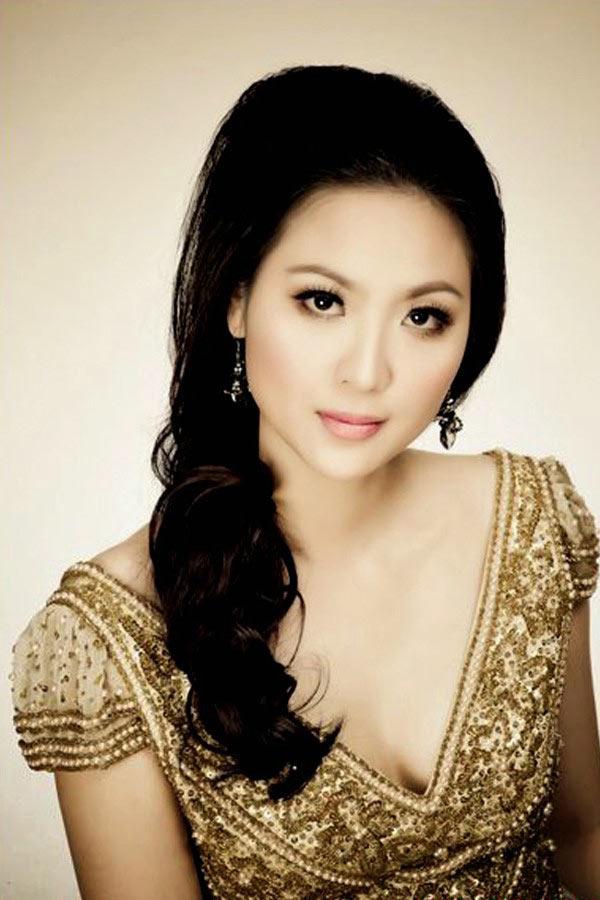 Hoa hậu Việt Nam từ bỏ hào quang, lấy chồng gia thế và kết cục buồn - hình ảnh 4