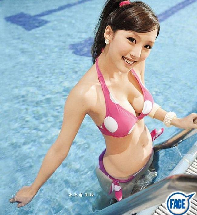 5 chân dài tuyệt sắc dính lưới tình của thiều gia siêu giàu hư hỏng nhất Trung Quốc - hình ảnh 3