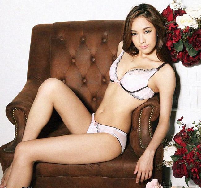 5 chân dài tuyệt sắc dính lưới tình của thiều gia siêu giàu hư hỏng nhất Trung Quốc - hình ảnh 12