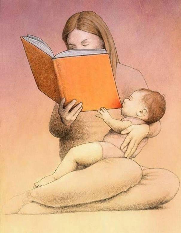 Những bức biếm họa khiến độc giả cười ra nước mắt - 13