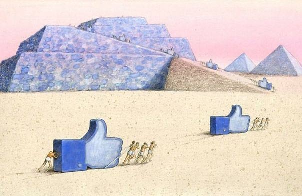 Những bức biếm họa khiến độc giả cười ra nước mắt - 15