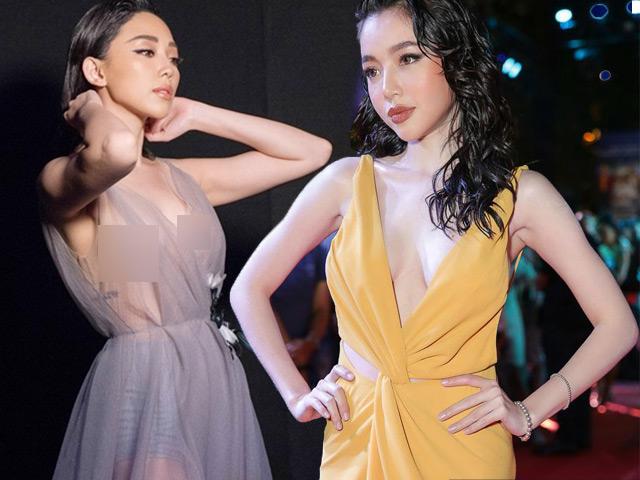 Choáng với trào lưu thích hở bạo của Tóc Tiên, Elly Trần